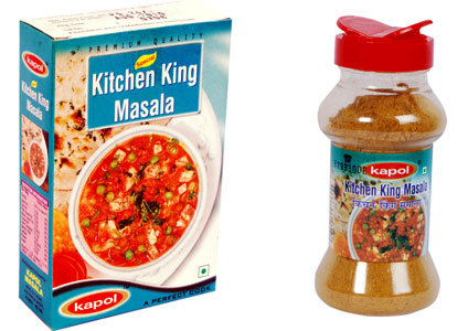 Kitchen on Home    Products    Kitchen King Masala